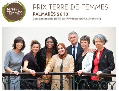 """1º Prémio """"Terre de Femmes"""""""