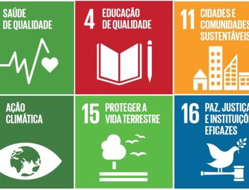 O FUTURO contribui para os Objetivos de Desenvolvimento Sustentável