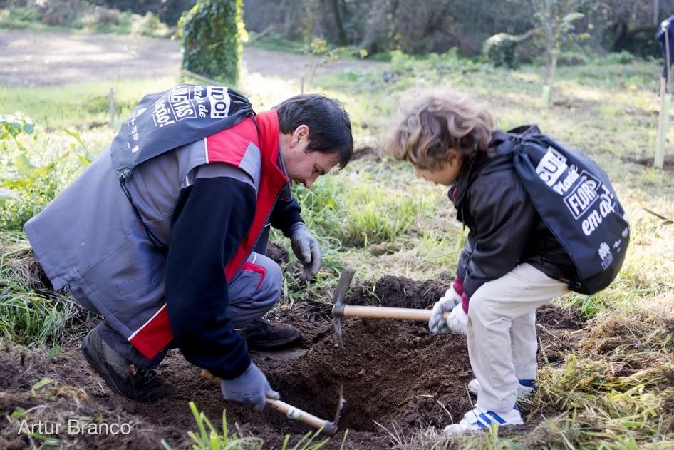 Mais 25.000 árvores nativas para o FUTURO!