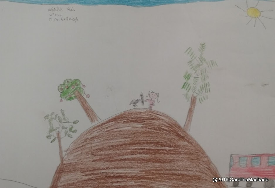 Os desenhos do Monte da Paradela