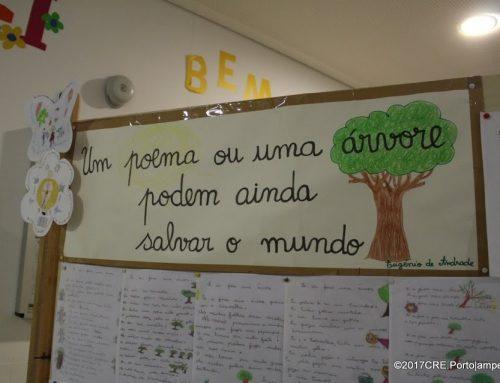 EB de Recarei levou a biodiversidade a toda a comunidade