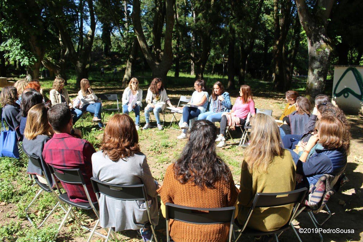 Uma aula na Natureza para Técnicos Municipais